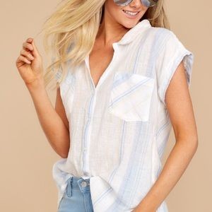 Thread and Supply Linen Blouse